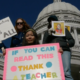 Support for Wisconsin Teachers